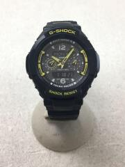 ソーラー腕時計・G-SHOCK/デジアナ/BLK/GW-3500B-1AJF