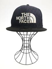 ×the north face/キャップ/59FIFTY/7 3/8/ポリエステル