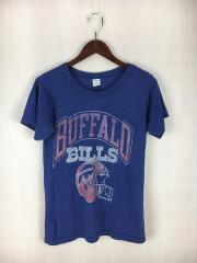 チャンピオン/Tシャツ/XL/コットン/NVY/トリコタグ/BUFFALO BULLS