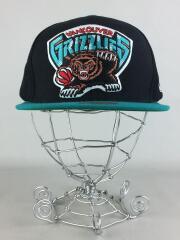 ミッチェルアンドネス/キャップ/Grizzlies/アクリル/BLK