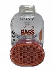 Bluetoothスピーカー SRS-XB01 (R) [レッド]