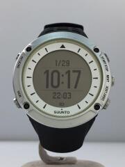 AMBIT/アンビット/腕時計/デジタル/シルバー/充電式