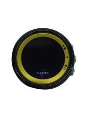 クォーツ腕時計/デジタル//BLK/BLK/充電式