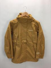 バ-ディカルグライドウィメンズジャケット/マウンテンパーカー/S/ナイロン/YLW/PL2859
