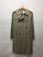 TRENCH COAT S-PROOFED GABARDINE/コットン/BEG