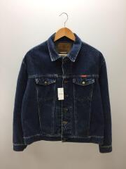 70s/vintage/デニムジャケット/L/コットン/IDG/89051MT