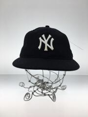 New York Yankees/59FIFTY/キャップ/7 3/8/ウール/NVY