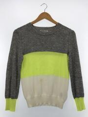 セーター(薄手)/--/コットン/マルチカラー