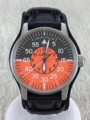 Flieger Classic Cockpit/limite/自動巻き腕時計/アナログ/レザー/