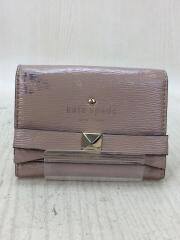 財布/カードケース/エナメル/PNK/レディース