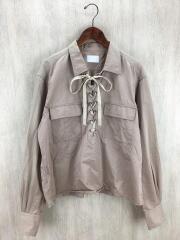 長袖Tシャツ/2/コットン/BRW/16SS/