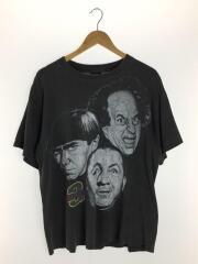 90s/stooges/バンドTシャツ/--/コットン/GRY/
