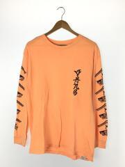 17SS/Long Sleeve T-shirt/長袖Tシャツ/M/コットン/ORN
