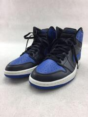 2001/AIR JORDAN 1 RETRO ROYAL BLUE/ロイヤルブルー/27cm/箱無