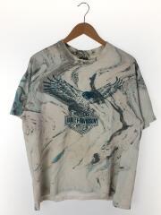 Tシャツ/XL/コットン/ホワイト