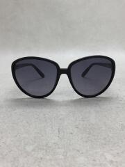 Margreth/サングラス/プラスチック/ブラック