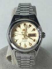 自動巻腕時計/アナログ/ステンレス/GLD/NQ1x-q0/6X0010