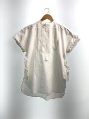 半袖シャツ/FREE/ホワイト/12010421/20SS/Halfsleeve Dress Shirts/タグ