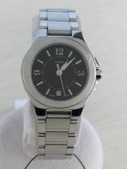 クォーツ腕時計/0155/アナログ/ステンレス/小傷有