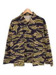 ジャケット/S/コットン/マルチカラー/タグ付/2021SS/Hunting Shirt