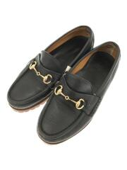 ビットローファー/US7/NVY/シューズ/靴