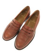 コインローファー/ローファー/25cm/BRW/ブラウン/レザー/革靴