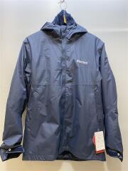 inwistraria jacket/タグ付/ボアライナー取外可/ナイロンジャケット/M/ナイロン/NVY