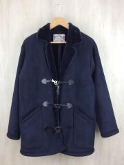 タグ付/19AW/Fake mouton toggle coat/コート/S/ポリエステル/NVY