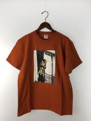 Tシャツ/M/コットン/ORN