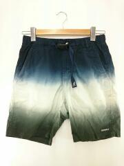 Cotton Twill Tye dye Shorts/ショートパンツ/S/コットン/NVY