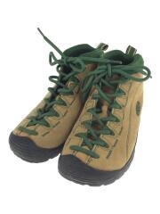 ブーツ/24cm/BEG/スウェード