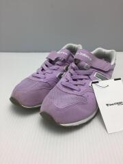 キッズ靴/21cm/スニーカー/スウェード/PUP/KV996BRY