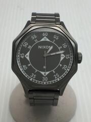 THE FALCON/クォーツ腕時計/アナログ/ステンレス/GRY/GRY