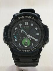 クォーツ腕時計・G-SHOCK/デジアナ/ラバー/BLK/BLK/GN-1000MB-1AJF