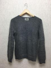 RAKEL ANGORA PAW12/セーター(薄手)/S/アンゴラ/GRY/無地/RAY BEAMS別注