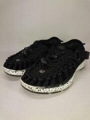 UNEEK/ユニーク/キッズ靴/16cm/サンダル/スウェード/BLK
