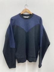 TREKs Pull Over/17AW/トップス/3/ウール/NVY