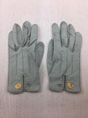 手袋/--/GRY/無地/レディース