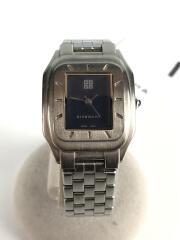 クォーツ腕時計/アナログ/中古/スクエア型/090944