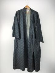 Custum made/コート/--/--/BLU/総柄