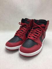 AIR JORDAN 1 HIGH 85/VARSITY RED/ハイカットスニーカー/27.5cm/RED