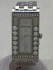 スワロフスキー/クォーツ腕時計/アナログ/--/SLV/SLV/5096682/Lovely Crystals