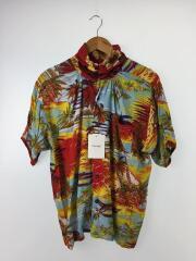半袖シャツ/--/--/アロハシャツ/リメイク/ ナナナナサーカ