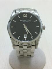 ジャズマスター/H385150/自動巻き腕時計/アナログ/ステンレス/BLK/SLV////JAZZMASTER/ジャズマスター/H385150