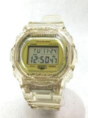 クォーツ腕時計・G-SHOCK/デジタル/GLD