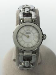 クォーツ腕時計/ミニシグネチャー/CA.71.7.14.0731/アナログ/シルバー