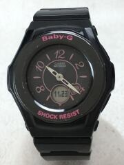 腕時計・Baby-G/デジアナ/BLK