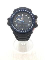 ソーラー腕時計・G-SHOCK/デジアナ/BLK/GWN-1000B-1BJF