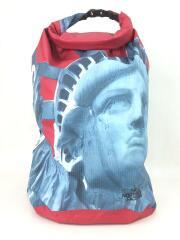 リュック/ナイロン/レッド/赤/総柄/NM819601/バックパック/USA/自由の女神