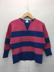 GALANCE/セーター(薄手)/--/レーヨン/ピンク/191-5032